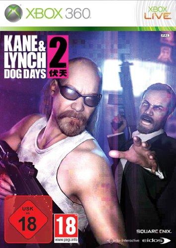 Eidos Interactive Kane & Lynch 2: Dog Days