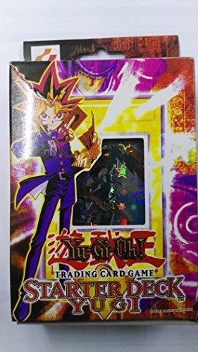 Yugi Yami Yu-gi-oh (YuGiOh Yugi Card Game Starter Deck [Toy])