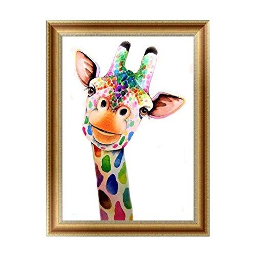 KAYI 5D Diamond Painting Lion avec mémoire Percussion partielle strass Hand Craft Painting Home Decor