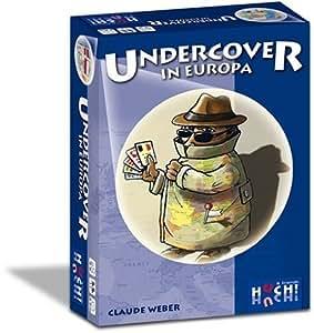 Huch & Friends 76928 Undercover in Europa