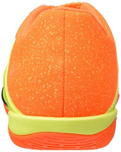 Puma Herren Evospeed Sala 1.5 Fußballschuhe Gelb (safety Yellow-Black-SHOCKING Orange 07)