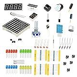Bon Produit Capteur DIY Kit pour Arduino / Raspberry Pi - Bleu + Noir + Multi-couleur