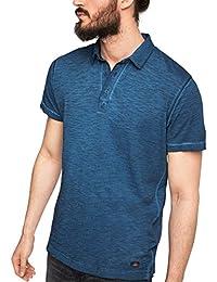 Esprit aus Baumwoll Jersey - Slim Fit - Polo - Homme