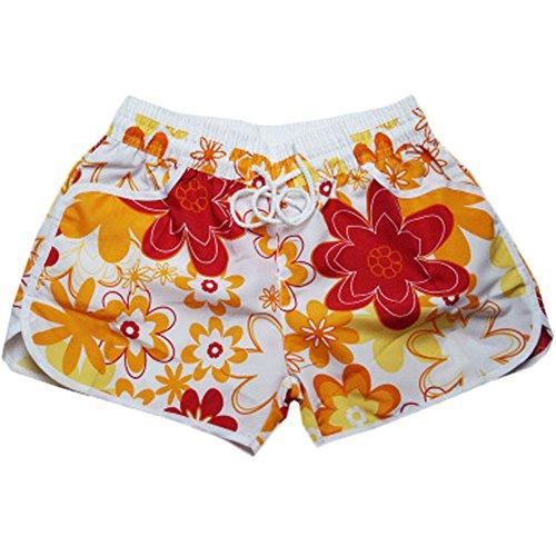 Schnell trocknend Strand-Hosen-Sport Shorts Freizeit-loser Hot Pants (Nylon Boardshorts Drawstring)