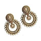 Alysa Ramleela Ethnic Look Earrings ES00...