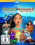 Pocahontas - Eine indianische Legende / Pocahontas II - Reise in eine neue Welt [Blu-ray]