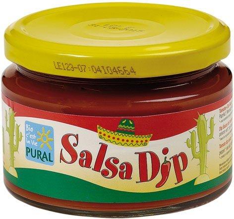 Pural Bio Salsa Dip (2 x 260 gr)