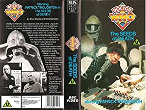 Doctor Who - Seeds of Death [VHS]