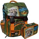 WWF Zaino Estensibile + astuccio Adventure 58095PRM