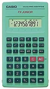 CASIO Calculatrice Scientifique FX Junior: Amazon.fr
