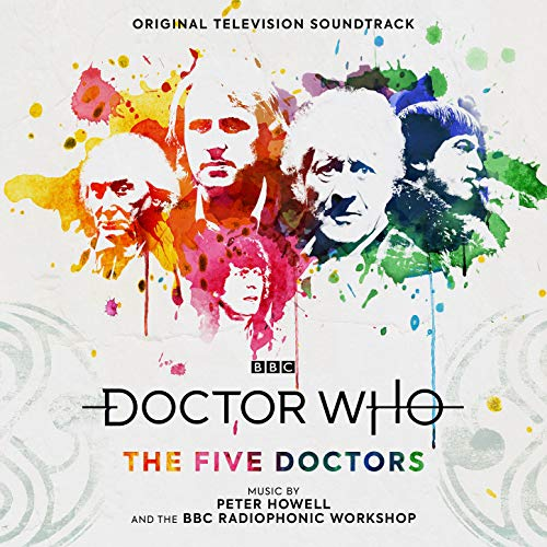 Doctor Who - The Five Doctors ...