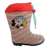 Disney Boy Wellington Boots 2300-291 Multicolor