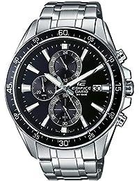 Casio Edifice Chronograph Black Dial Men's Watch - EFR-546D-1AVUDF (EX233)