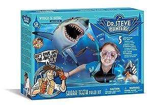 Geoworld - Paleo Kit, Dientes de tiburón (DeQUBE Trading ED510K)