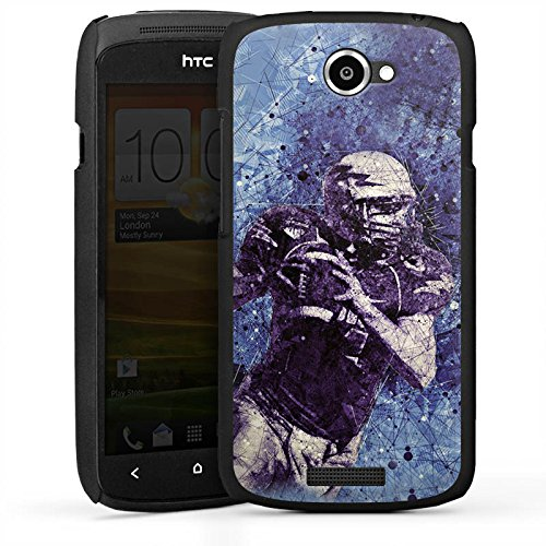 DeinDesign HTC One S Hülle Case Handyhülle American Football Sport Amerika