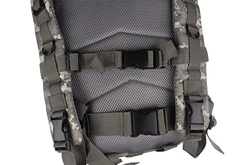 Hrph 30L Outdoor-Militär taktischer Rucksack Rucksäcke Camping Wandern Trekking-Tasche CP