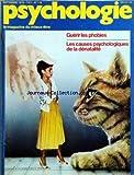 Telecharger Livres PSYCHOLOGIE No 116 du 01 09 1979 GUERIR LES PHOBIES LES CAUSES PSYCHOLOGIQUES DE LA DENATALITE (PDF,EPUB,MOBI) gratuits en Francaise