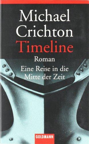 Buchcover Timeline: Eine Reise in die Mitte der Zeit