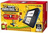 Nintendo 2Ds Handheld Console - Black/Blue with New Super Mario Bros 2 [Importación Inglesa]