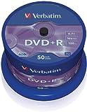 Verbatim (43550) : DVD+R 16x 50-pack :  Optical Media