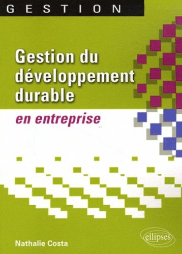 Gestion du Developpement Durable