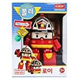 Picture Of ROBOCAR POLI ROY Transforming robot Transformable transformer TOY NEW