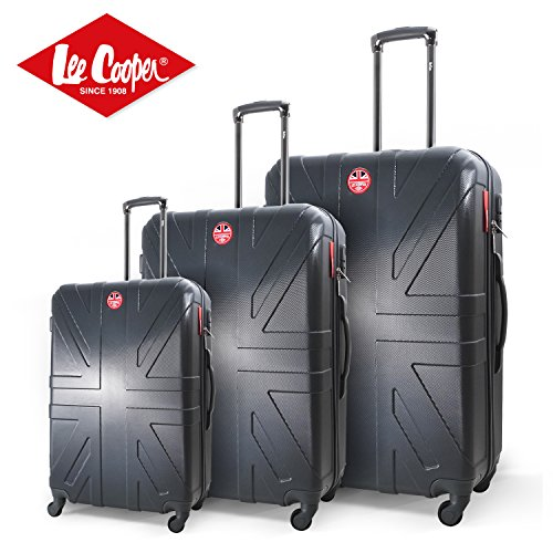 lee-cooper-set-de-3-maletas-rigida-abs-4-ruedas-49-59-69-cm-flag-antracita