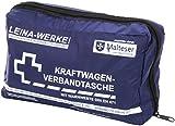 Leina-Werke 11027 KFZ-Verbandtasche Compact mit Warnweste ohne Klett