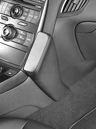 KUDA 041400 Halterung Echtleder schwarz für Hyundai Genesis Coupe ab 10/2010 bis 2013 Genesis Handy