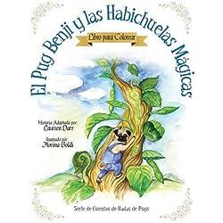 El Pug Benji Y Las Habichuelas Mágicas - Libro Para Colorear