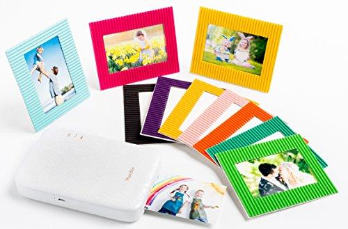 Cadres photos couleurs variées (x10) PhotoBee