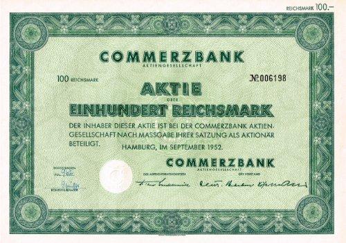 commerzbank-ag-100-rm-september-1952