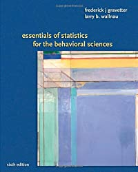 Essentials of Statistics for the Behavioral Science (Available Titles Aplia)