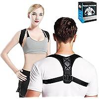 Rücken Haltungskorrektur für Damen und Herren, Haltungskorrektur Geradehalter Schulter Haltungstrainer mit Verstellbare... preisvergleich bei billige-tabletten.eu