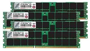 Transcend JetMemory Mémoire RAM pour Mac Pro 128 Go