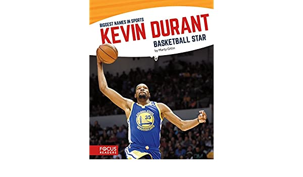 c60e7a0cee1 Buy Kevin Durant  Basketball Star (Biggest Names in Sports) Book Online at  Low Prices in India