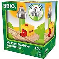 Brio - 33707 - Mon Premier Signal Cloche MAGNETIQUE