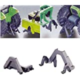Siku 7064  - 10 kits de adaptadores (colores surtidos)