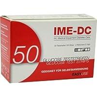 Preisvergleich für IME DC Blutzuckerteststreifen 50 St