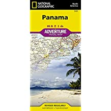 Panama: 1:475000: NG.AM3101 (National Geographic Adventure Map, Band 3101)