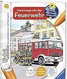 Ravensburger 00581 - tiptoi, Unterwegs mit der Feuerwehr - Wieso? Weshalb? Warum? (ohne Stift) (tiptoi® Wieso? Weshalb? Warum?, Band 6)