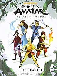 Avatar: The Last Airbender, The Search by Michael Dante DiMartino (2014-02-18)