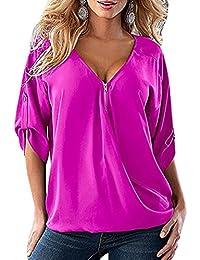 63e53d86ecb6 Suchergebnis auf Amazon.de für: blusen damen elegant - Freestyle ...