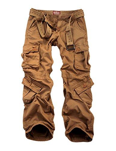 Match Herren Cargo hose #3357 3357 Mud