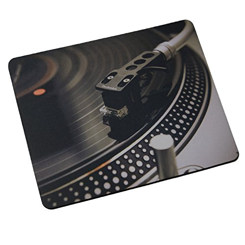 Preisvergleich Produktbild Mauspad–Turn Tisch (Record Player/DJ) Musikinstrument Mauspad MI117by My Cup Of Tee