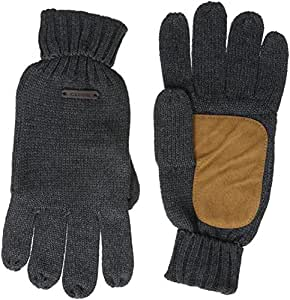 Oxbow F2anver Gants Homme Anthracite Chine FR : S-M (Taille Fabricant : S/M)