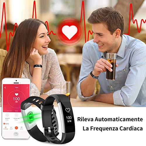 Zoom IMG-2 fitness tracker aneken smartwatch activity