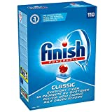 Finish Calgonit Classic, Spülmaschinentabs, Megapack, 110 Tabs