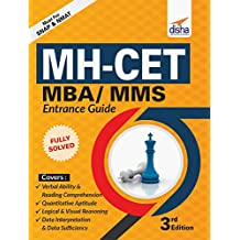 MH-CET (MBA/ MMS) Entrance Guide (must for NMAT & SNAP)