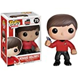 POP TV: The Big Bang Theory Howard Star Trek Uniform Vinyl